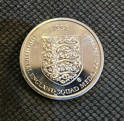 £1.50 • Buy Sainsburys 1998 World Cup Coins/medals