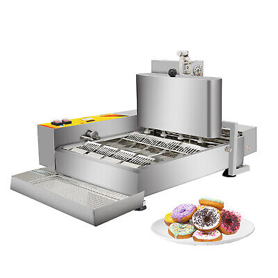 £1016.81 • Buy ALD-04 Mini Donut Maker Commercial | Automatic Doughnut Frying Machine | 4 Rows