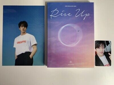ASTRO: Rise Up Special Mini Album (photocard And Extra Included) • 2£