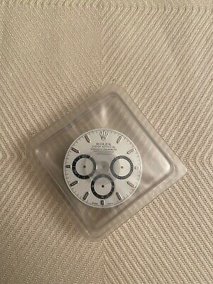 $ CDN3669.82 • Buy Rolex Daytona Zenith 16520 White Dial Brand New And Sealed