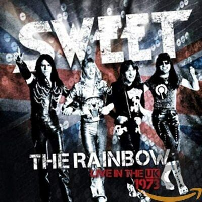 The Sweet - The Rainbow (live) In The Uk 1973 (cd Digipak) New And Sealed • 8.95£
