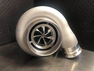 AU1324.99 • Buy Pulsar 88mm S400 Series Billet Wheel Turbo T4 1.25
