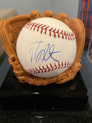 $ CDN13.20 • Buy DJ Peterson Signed Autographed Official MLB Baseball Ball Auto