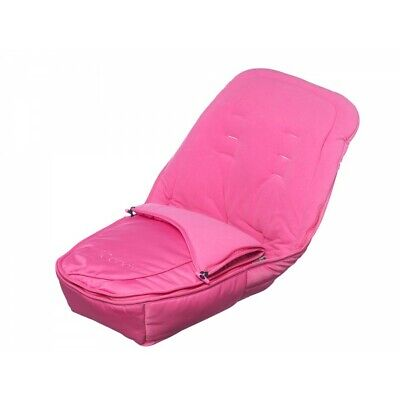 ICandy Apple 2 Pear Luxury Footmuff / Cosy Toes - Lipstick Pink • 49£