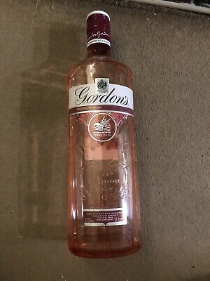 Gordans Pink Gin 3 Litre Dummy Bottle • 4.99£
