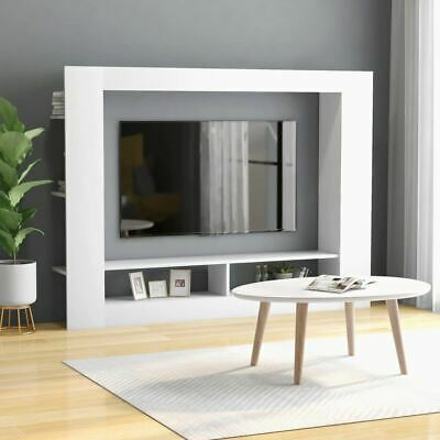 AU116.95 • Buy Modern TV Stand Cabinet With Shelves Entertainment Unit Console Display Storage
