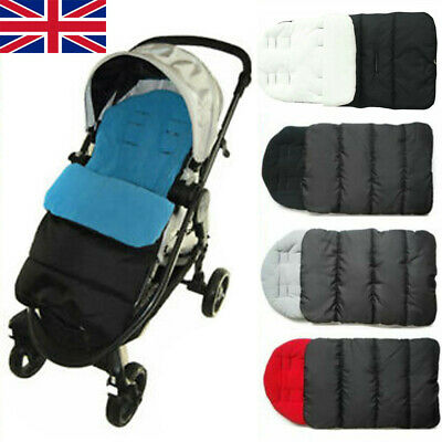 £11.39 • Buy Baby Toddler Footmuff Cosy Warm Toes Apron Liner Buggy Pram Stroller Universal