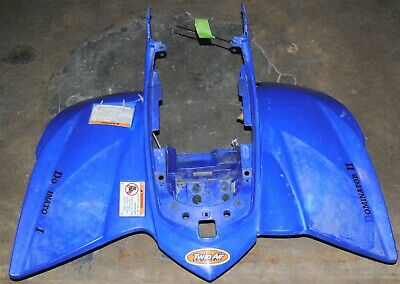 $149.95 • Buy Yamaha YFZ 450 Plastics Rear Fender BLUE OEM 5TG-W2161-01-00 04-05 ONLY