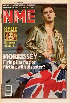 Smiths Kylie Minogue Throwing Muses Sebadoh Pop Will Eat Icicle Works Sebado Mag • 11.77£