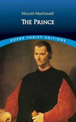 AU8.15 • Buy The Prince (Dover Thrift Editions) By Niccolo Machiavelli