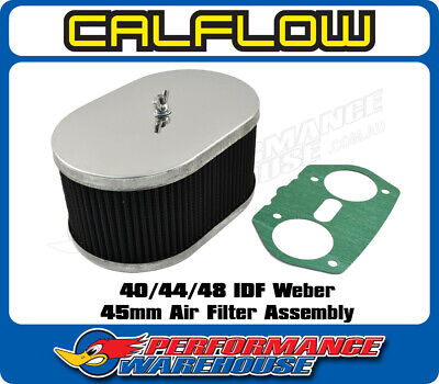 $ CDN76.43 • Buy 40/44/48 Idf Weber Carburettor 85mm Sports Air Filter Assembly Washable