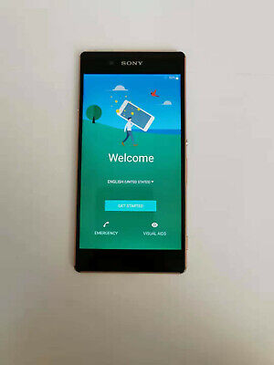 $ CDN86.54 • Buy Unlocked Sony Xperia Z3 D6653 Google Android Smart Cell Mobile Phone 16GB Copper