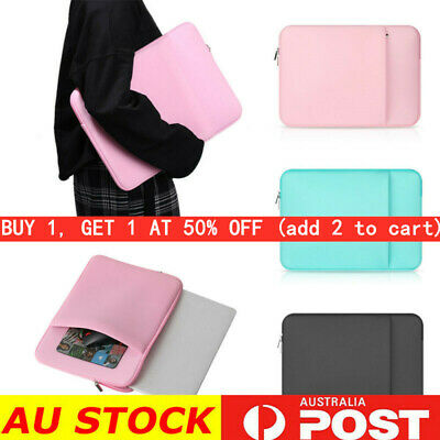 AU13.37 • Buy Notebook Laptop Bag Sleeve Case Cover For MacBook Air/Pro 11/13/14/15.6 Inch~AU