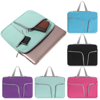 AU20.99 • Buy 11-17  Laptop Bag Handbag Sleeve Case Cover For HP Lenovo Dell MacBook Air Pro~~