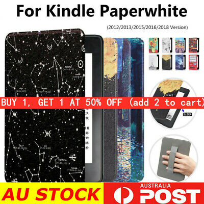AU15.19 • Buy PU Leather Smart Case Magnetic Cover For Amazon Kindle Paperwhite 1/2/3/4 AU HOT