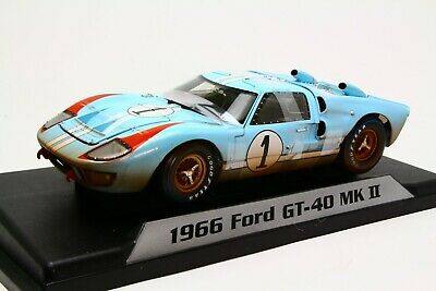 Ford GT40 Mk2  The Real Winner  By Shelby Collectibles - Dirty Version Le Mans • 86.99£