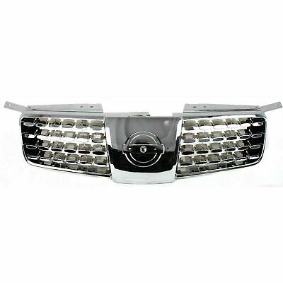 $49.89 • Buy NEW Chrome Grille For 2004-2006 Nissan Maxima NI1200203 SHIPS TODAY