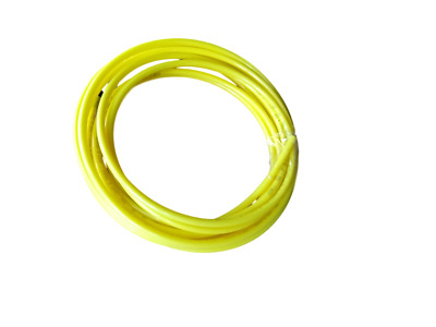£5 • Buy RO Tubing 1/4 , 20 Foot Roll, Yellow, 1/4  OD,  0.170  ID, 230 Psi Rating At 70F