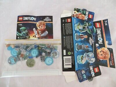 AU17.50 • Buy LEGO Dimensions 71205 Jurassic World Team Pack (complete)