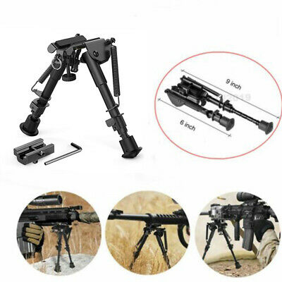 £18.69 • Buy Tactical Rifle Bipod 6~9 Inch Tripod Joint For Airsoft Warrior Sniper Rifle