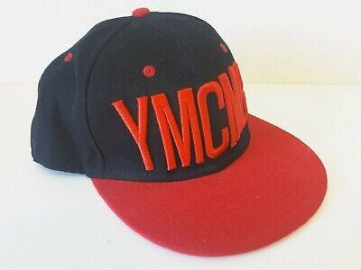 NEW YMCMB Black & Red USA Rapper Snapback Cap Young Money Cash Money Billionaire • 6.99£