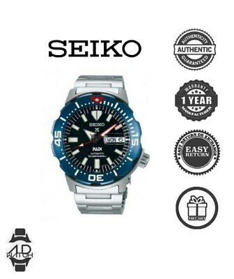 $ CDN520.28 • Buy Seiko Prospex PADI Monster Divers Automatic SRPE27K1