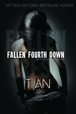 AU22.07 • Buy Fallen Fourth Down By Tijan