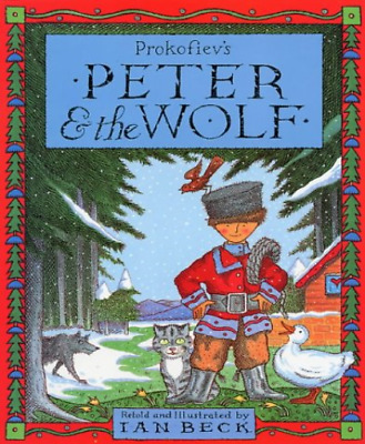 £7.89 • Buy Peter And The Wolf