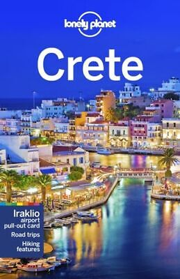 Lonely Planet Crete FRISCH Lonely Planet • 12.34£