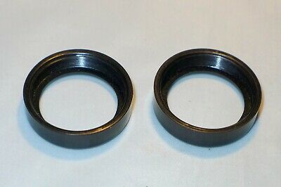 £18 • Buy Lot Spare Parts Covers Etc For Vintage Binoculars  (watch All The Pictures)