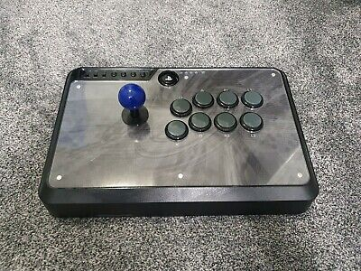 Venom PS4 Arcade Fight Stick - With Sanwa Buttons (replaced Stock) • 90£