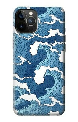 S3751 Wave Pattern Case For IPHONE Samsung Smartphone ETC • 9.99£