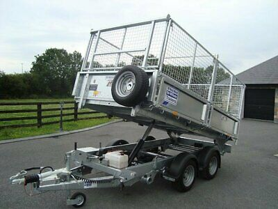 Ifor Williams Tipping Trailer • 8,000£