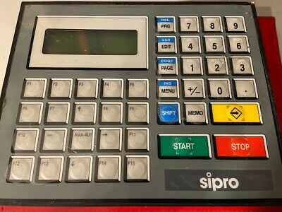 SIPRO SIAX 110 Light   Desk Terminal  Programmable HMI • 495£