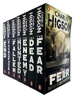 £24.53 • Buy Charlie Higson The Enemy Series 7 Books Collection Set