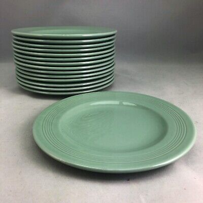 """Woods Ware Beryl Green Side Plate 6"""" - Retro Utility 1940s 50s • 2.50£"""