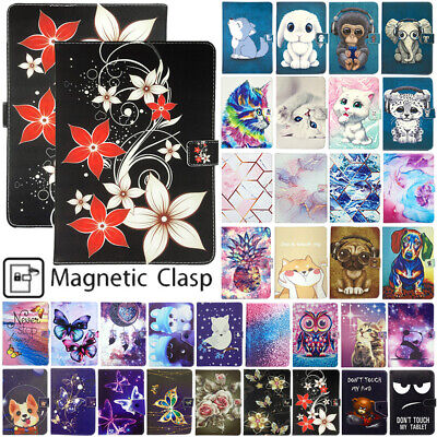 AU18.99 • Buy For Samsung Galaxy Tab A 10.1 10.5 T510 T580 Tablet Universal Leather Case Cover