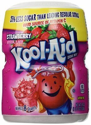 Kool-Aid Drink Mix Strawberry ( 538g ) • 9.60£