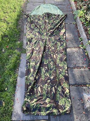 Grade1 Genuine British Army Issue DPM Camo Goretex Bivi Bivvy Sleeping Bag Cover • 32.99£