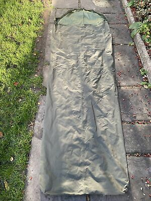 Grade1 Genuine British Army Issue Olive OD Goretex Bivi Bivvy Sleeping Bag Cover • 29.99£