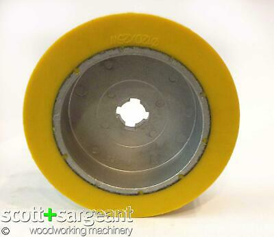 Power Feed Roller For DC40 Martin Wegoma 120x60 **Price Is Inc VAT** • 33£
