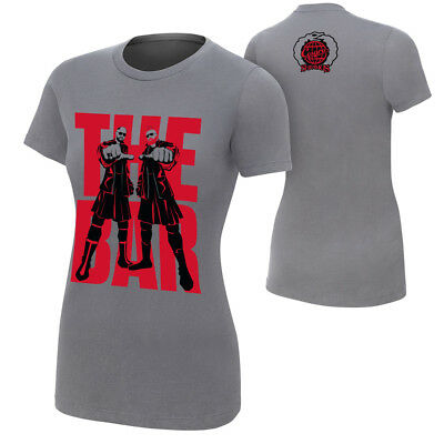 £10 • Buy Official WWE - Sheamus & Cesaro  The Bar  Womens Authentic T-Shirt - Size 14-16