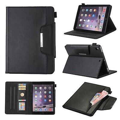 AU9.97 • Buy Leather Case For IPad Pro Air Mini 3 4 5 7 8 Generation Wallet Shockproof Pencil