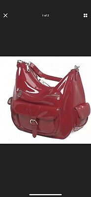 Icandy Change Bag Brand New Red Patent Design *charlotte*  • 30£