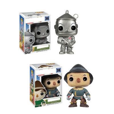 Action Funko Pop ! Figure The Wizard Of OZ Model TIN MAN Game Doll PVC Toy Gift  • 12.99£