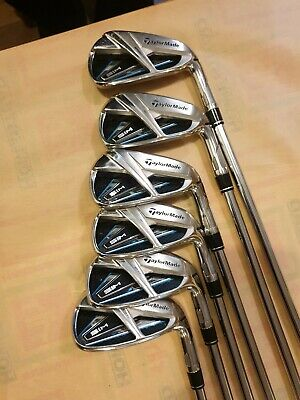 AU900 • Buy Taylormade Sim Max Irons 5-PW KBS Max 85 Stiff Flex Shafts