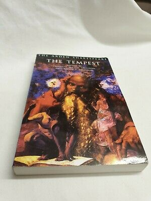 The Tempest By William Shakespeare (Paperback, 1999) • 4.10£