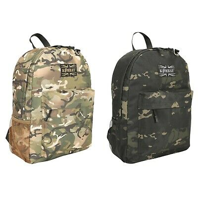 £14.90 • Buy Army Rucksack Military Combat Daysack Multi Camo MTP Backpack Molle Small Bag