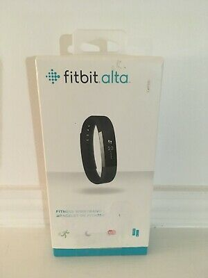 $ CDN109.99 • Buy Fitbit Alta Fitness Activity Tracker Large Black