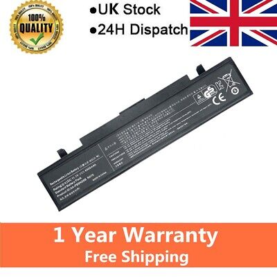 6Cell Battery For Samsung NP-R530CE NP-RF711 NP-E352 NP-R519E NP-RC520I NP-R420 • 18.80£